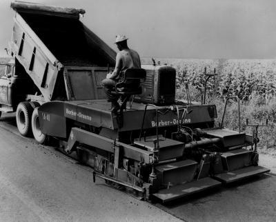 Equipment Identification Paving Equipment And Batch