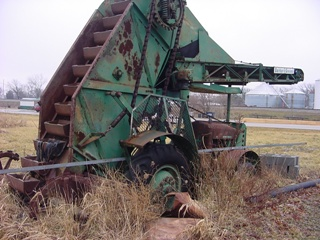Bucket loader: Barber-Greene 543